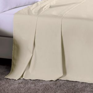 Lencol-s-elastico-Solteiro-BEGE-CLARO