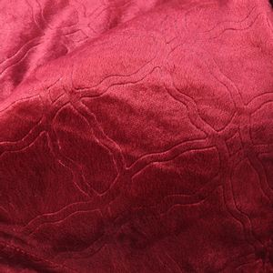 Cobertor-Dupla-Face-Sherpa-Queen-Listras-Vermelho