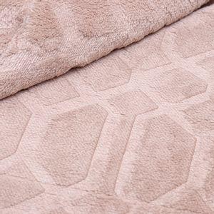 Cobertor-Dupla-Face-Sherpa-Queen-Pedra-Champanhe
